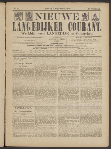 Nieuwe Langedijker Courant 1894-09-02