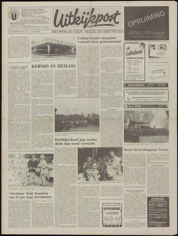 Uitkijkpost : nieuwsblad voor Heiloo e.o. 1991-07-03