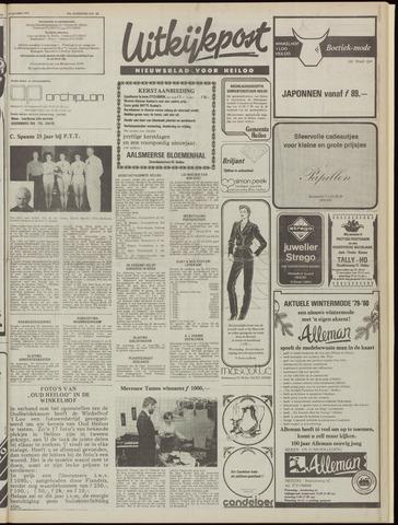 Uitkijkpost : nieuwsblad voor Heiloo e.o. 1979-12-19