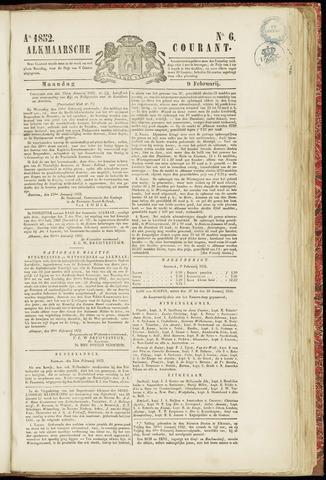 Alkmaarsche Courant 1852-02-09