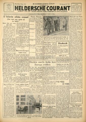 Heldersche Courant 1947-09-04