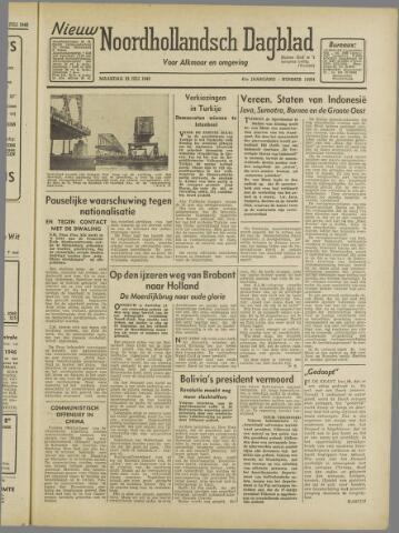 Nieuw Noordhollandsch Dagblad : voor Alkmaar en omgeving 1946-07-22