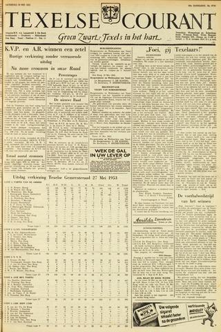Texelsche Courant 1953-05-30
