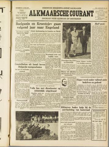 Alkmaarsche Courant 1955-07-28