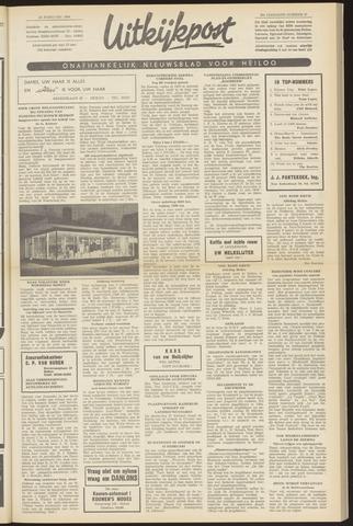 Uitkijkpost : nieuwsblad voor Heiloo e.o. 1964-02-20