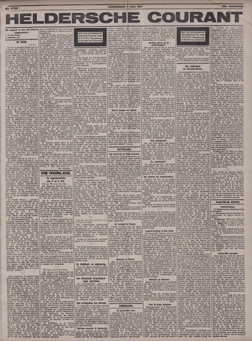 Heldersche Courant 1917-07-05
