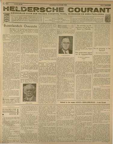Heldersche Courant 1935-01-19