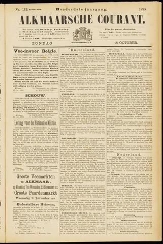 Alkmaarsche Courant 1898-10-16