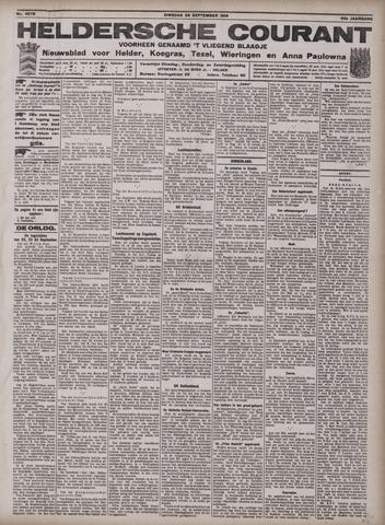 Heldersche Courant 1916-09-26