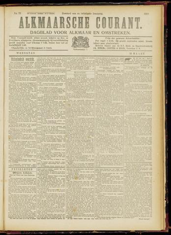 Alkmaarsche Courant 1919-03-26