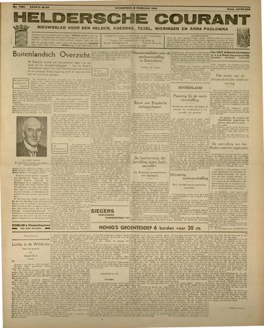 Heldersche Courant 1934-02-08