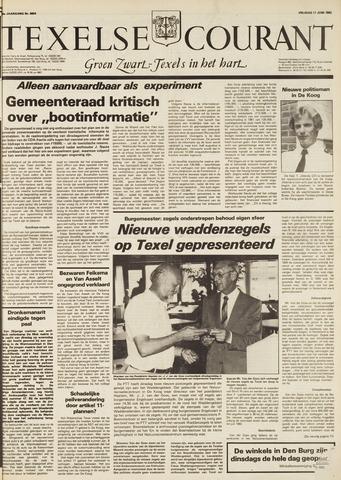 Texelsche Courant 1982-06-11