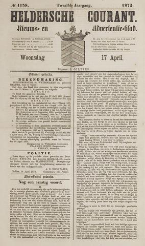Heldersche Courant 1872-04-17