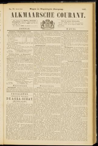 Alkmaarsche Courant 1897-06-27