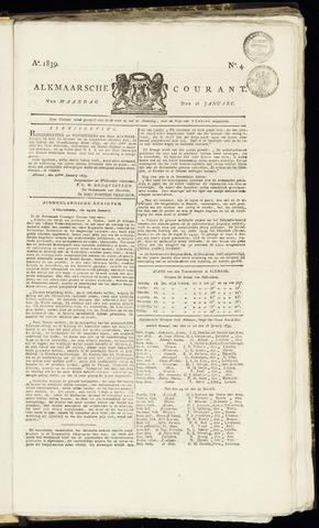 Alkmaarsche Courant 1839-01-28