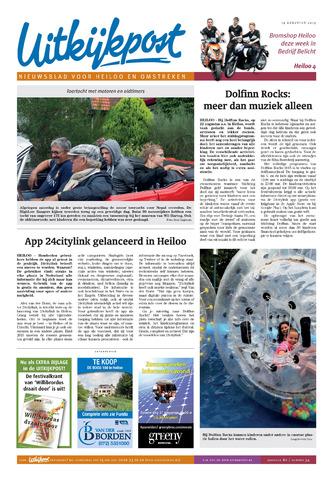 Uitkijkpost : nieuwsblad voor Heiloo e.o. 2015-08-19