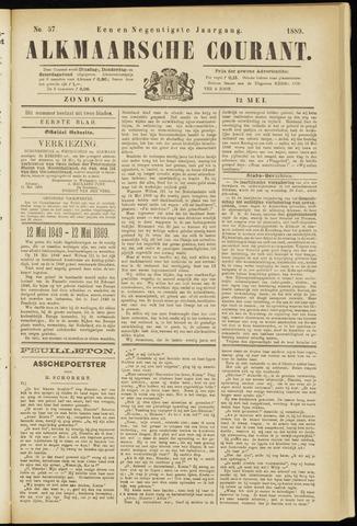 Alkmaarsche Courant 1889-05-12