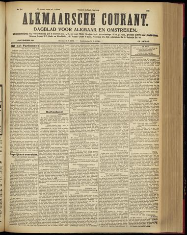 Alkmaarsche Courant 1928-04-12
