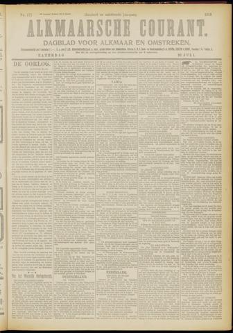 Alkmaarsche Courant 1916-07-22