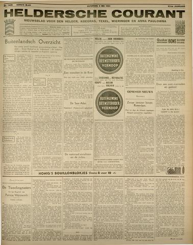 Heldersche Courant 1934-05-05
