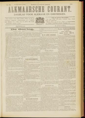 Alkmaarsche Courant 1915-08-21
