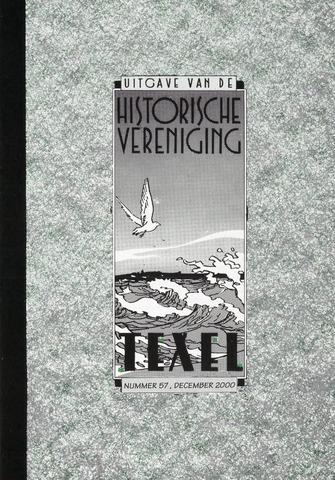 Uitgave Historische Vereniging Texel 2000-12-01
