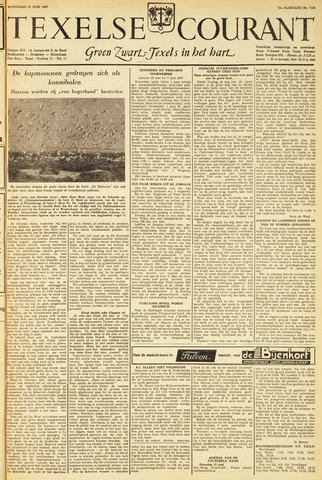 Texelsche Courant 1957-06-12