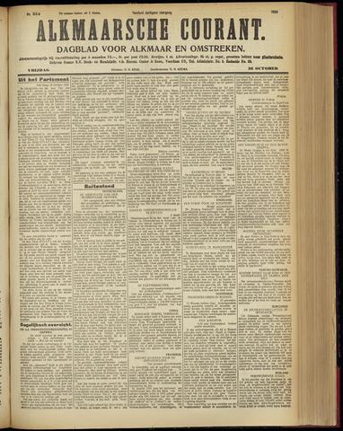 Alkmaarsche Courant 1928-10-26
