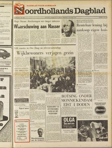 Noordhollands Dagblad : dagblad voor Alkmaar en omgeving 1969-05-13