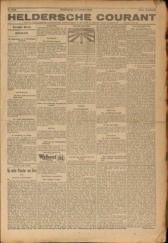 Heldersche Courant 1926-01-14