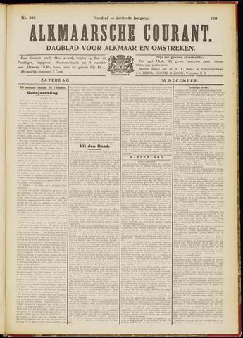 Alkmaarsche Courant 1911-12-30