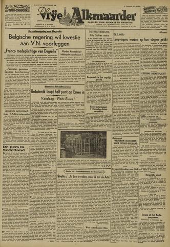 De Vrije Alkmaarder 1946-09-04