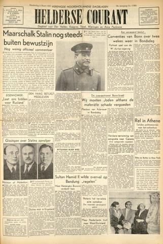 Heldersche Courant 1953-03-05