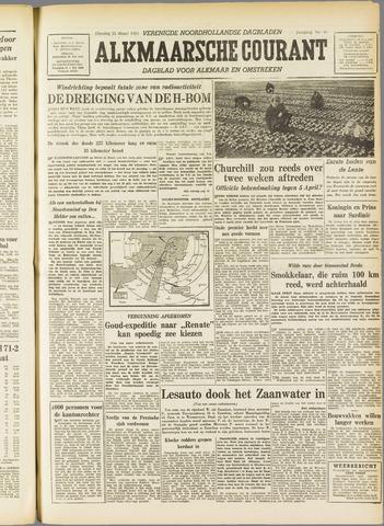 Alkmaarsche Courant 1955-03-22