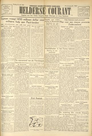 Heldersche Courant 1949-07-26