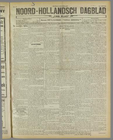 Ons Blad : katholiek nieuwsblad voor N-H 1921-11-14