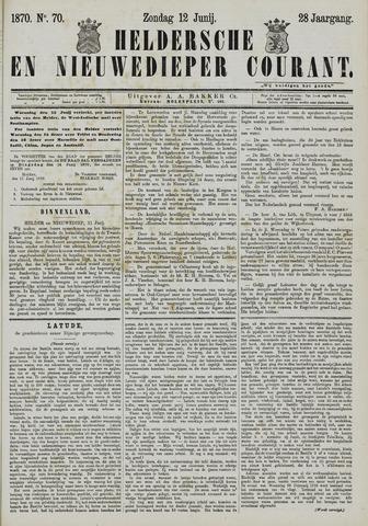 Heldersche en Nieuwedieper Courant 1870-06-12