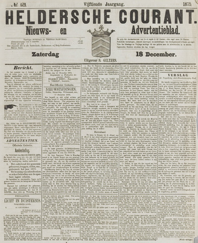 Heldersche Courant 1875-12-18