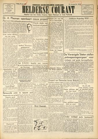Heldersche Courant 1950-06-23
