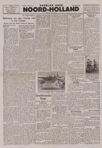 Dagblad Noord-Holland, Schager editie 1943-10-05