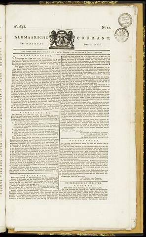 Alkmaarsche Courant 1838-05-14