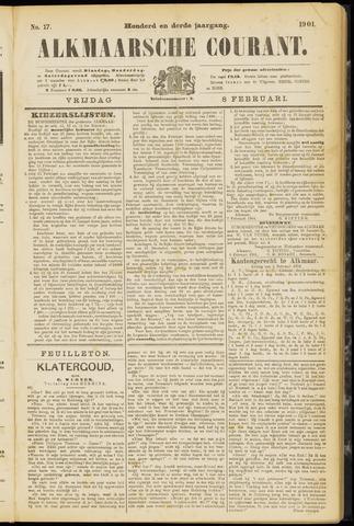 Alkmaarsche Courant 1901-02-08