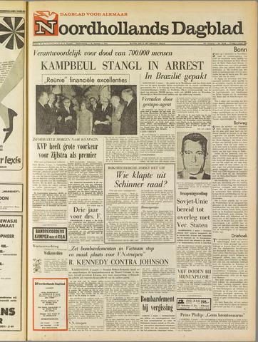 Noordhollands Dagblad : dagblad voor Alkmaar en omgeving 1967-03-03
