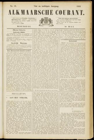 Alkmaarsche Courant 1882-05-10