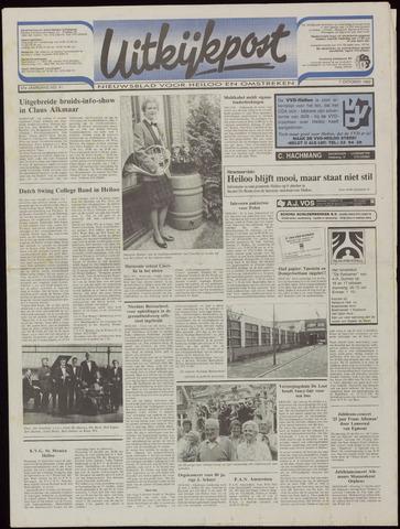 Uitkijkpost : nieuwsblad voor Heiloo e.o. 1992-10-07