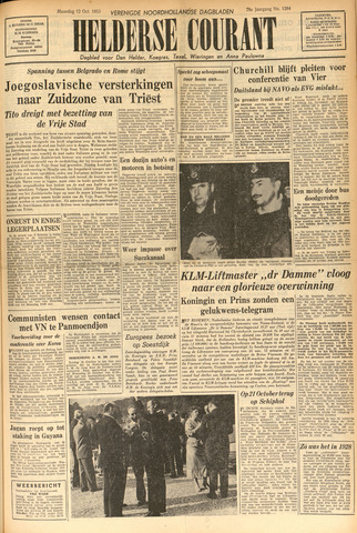Heldersche Courant 1953-10-12