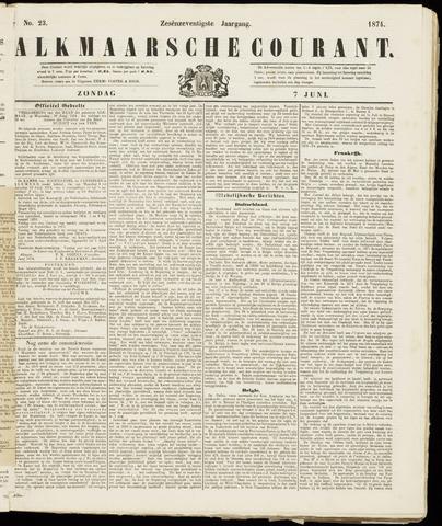 Alkmaarsche Courant 1874-06-07