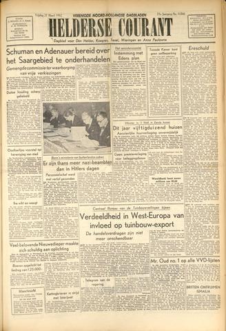 Heldersche Courant 1952-03-21