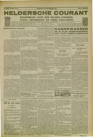 Heldersche Courant 1930-09-25