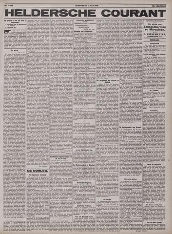 Heldersche Courant 1915-07-01